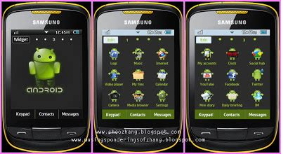link themes for android the ultimate corby world corby 2 themes android green