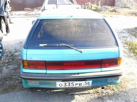mitsubishi mirage 1988 1988 mitsubishi mirage information and photos momentcar