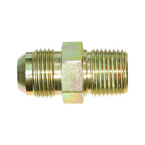 Poluper Connector Thread 3 8 X 1 2 buyers h5205x6x8 connector 3 8 quot od x 1 2 quot pipe thread 1 87