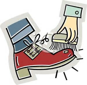 How To Clean A Toaster Oven Pan Royalty Free Shoes Clipart