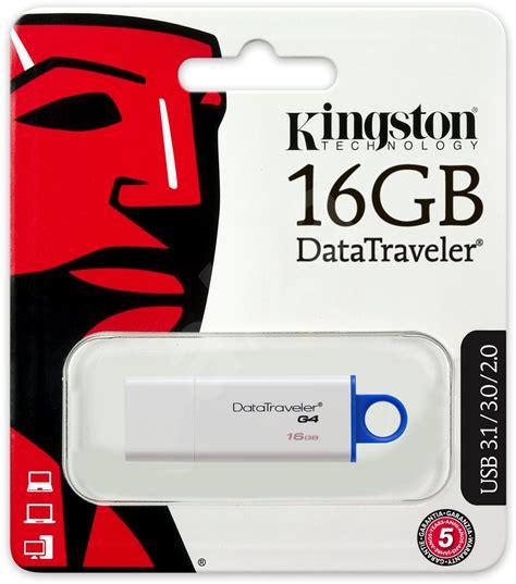 Kingston Flashdisk G4 Usb3 0 16 Gb kingston datatraveler i g4 16 gb modr 253 flash disk alza sk