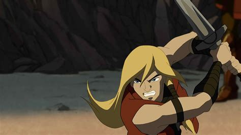 film thor tales of asgard new images and a clip from thor tales of asgard my