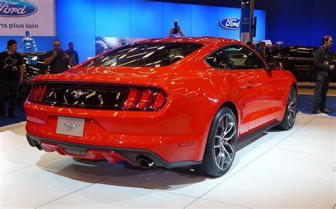 Guide De L Auto 2015 Mustang by Ford Mustang 2015 Galerie Photo 7 10 Le Guide De L Auto