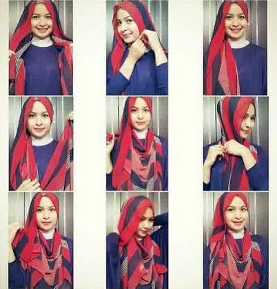 tutorial hijab pesta untuk wajah lonjong tutorial hijab modern untuk wajah lonjong