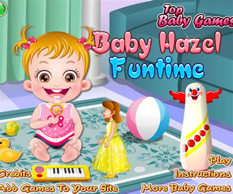 Girl baby games online free