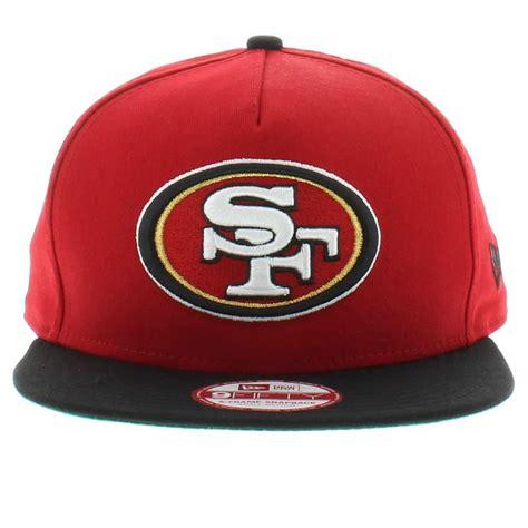 49ers colors san francisco 49ers team colors the team flip 2 snapback