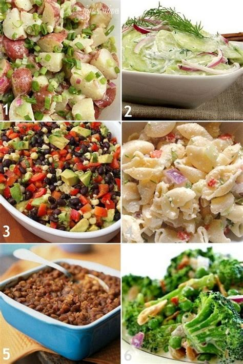 summer cookout side dishes recipes i like pinterest