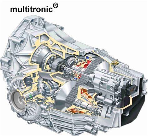 Getriebe Audi A6 multitronic