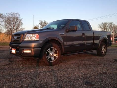 F 150 Fx4 2004 by Find Used 2004 Ford F 150 Fx4 Extended Cab 4 Door 5