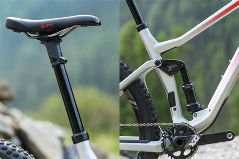bike seat suspension kickstarter bmc trailsync dropper post ride mbr
