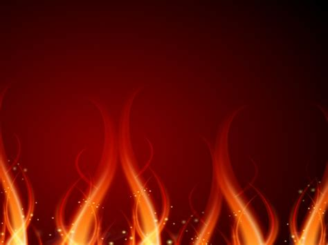 powerpoint templates free download fire fire effect ppt backgrounds abstract black orange red