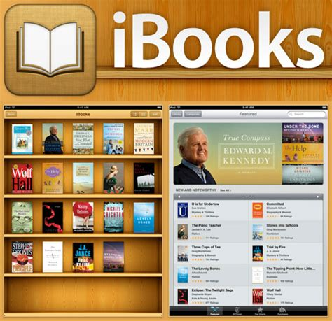picture book apps apple ibooks application now available from itunes