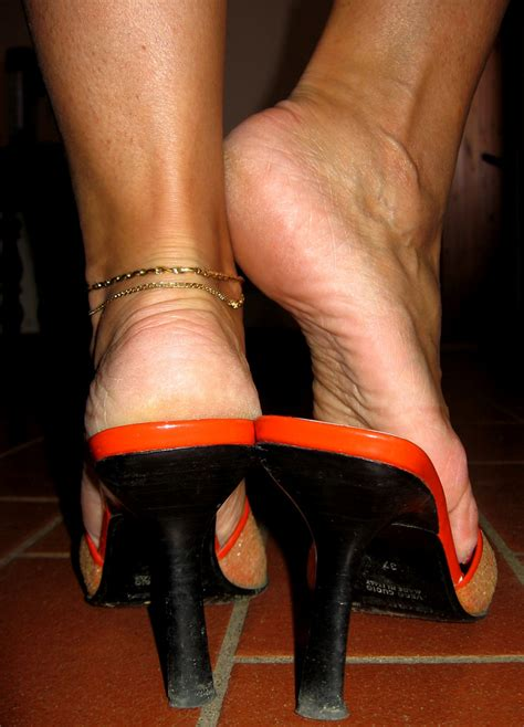 what high heels soles when takes shoes says that these