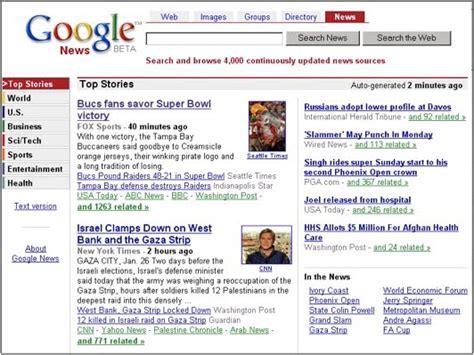 google news google news turns 8