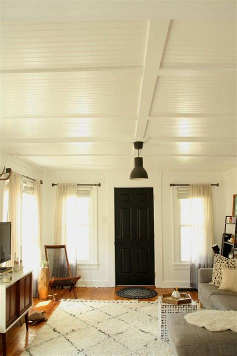 Wainscoting Ceiling by 10 Real Exles Of Beautiful Beadboard Paneling