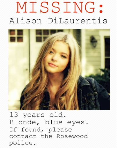 Alison Paces Next Book And What Shes Now Shes Finished It by Missing Alison Dilaurentis By Iluvu5325 On Deviantart