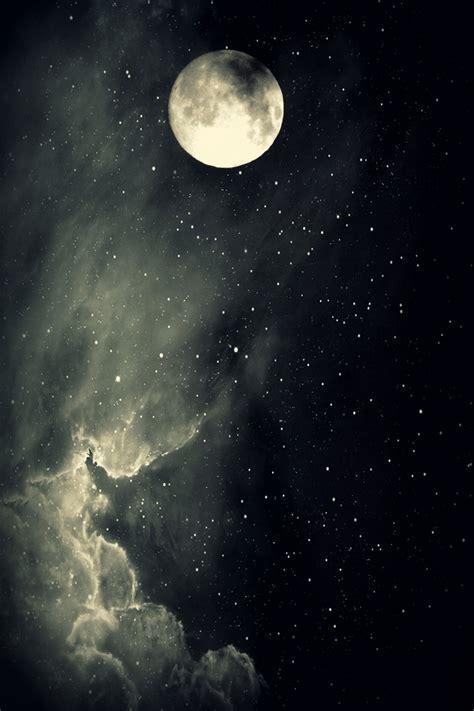 imagenes oscuras tumblr la luna tumblr pinterest