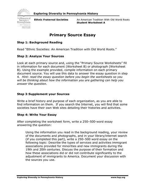 Sources Of Uk Essay source analysis essay history