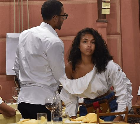 lori harvey and steve harvey steve harvey s daughter lori spotted with former