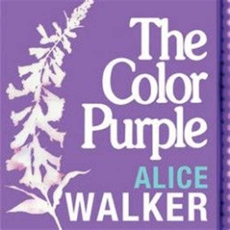 color purple book vs the color purple book quotes quotesgram