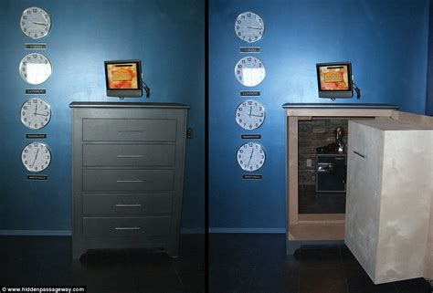 hidden room real life panic rooms for the rich and famous hidden