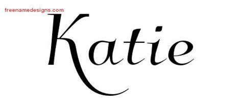 tattoo name katie katie archives free name designs