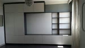 meuble de salon sur mesure 224 marseille rangement placards