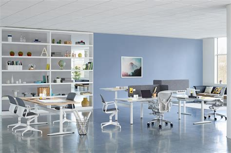 herman miller office desk atlas office landscape desking systems from herman