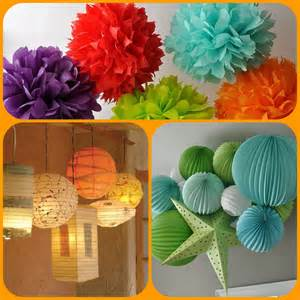 How To Make A Paper Chandelier How To Make A Diy Paper Lantern Chandelier Partysuppliesnow Au