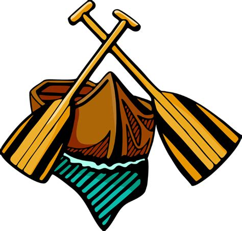 cartoon boat with oars rowboat clipart free download best rowboat clipart on