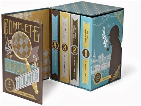 sherlock holmes 6 book boxed spyvibe mystery sunday