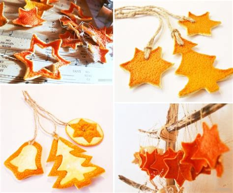 how to out oranges for decorations wonderful diy orange peel ornaments