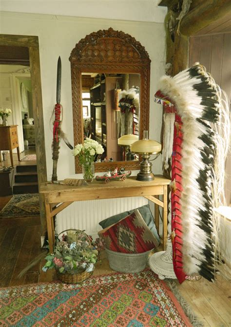 Native American Indian Home Decor Headdresses Of The Native American Indian