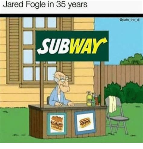 Subway Meme - funny jared fogle memes of 2017 on sizzle occupy democrats