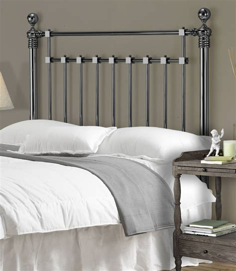 time living edward metal headboard the home and office