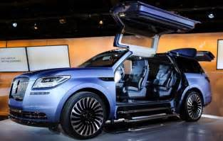 new modern car 2018 lincoln navigator release date price specs and engine