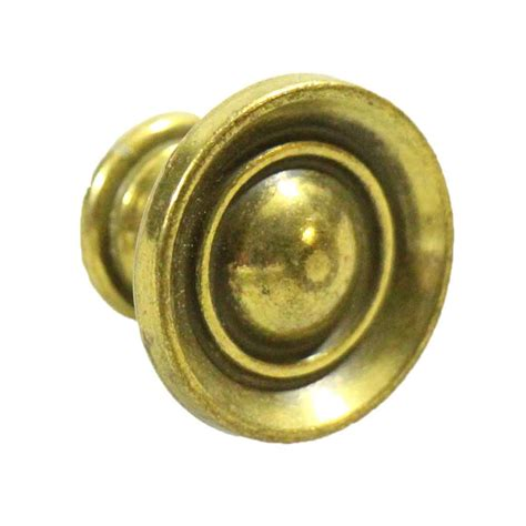 Antique Brass Drawer Knobs by Cast Brass Antique Drawer Knobs Olde Things