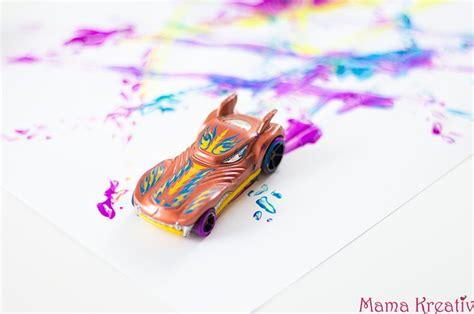 Autos Malen Mit Kindern by Malen Mit Kindern 4 Coole Ideen Die Kindern Spa 223 Machen