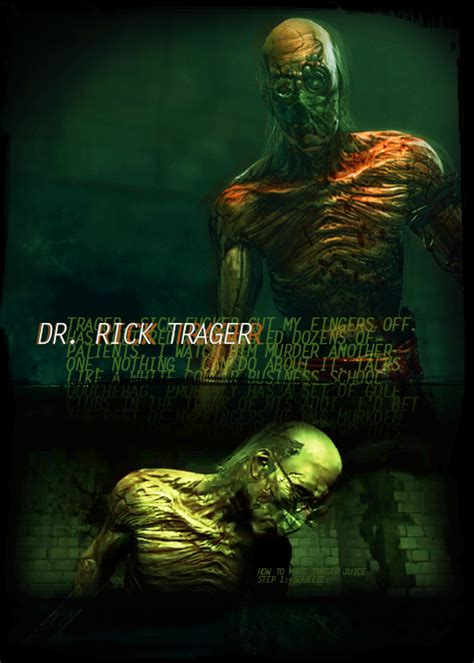 richard trager out last doctor richard trager from outlast outlast pinterest