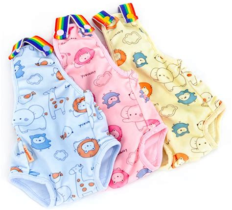 diapers for yorkies marupet cotton tighten sanitary physiological detachable