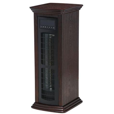 radiant heat ls for bathrooms lifesmart life pro series 1500 watt 27 in deluxe infrared