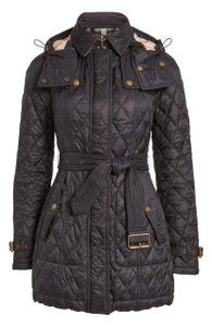 burberry quilted jackets      tradesy