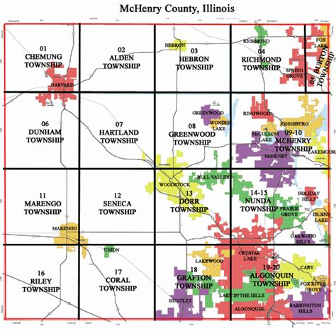 Mchenry County Property Records Maps