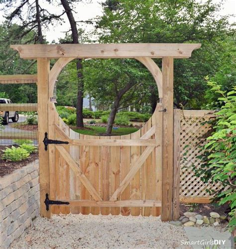Diy Garden Arbor Gate 135 Best Images About Garden Gates On
