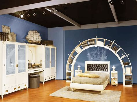 superior interior design marine style kids room