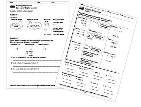 Houghton Mifflin Harcourt Publishing Company Math Worksheets by Hmh Integrated Mathematics 1 2 3 For Grades 9 12