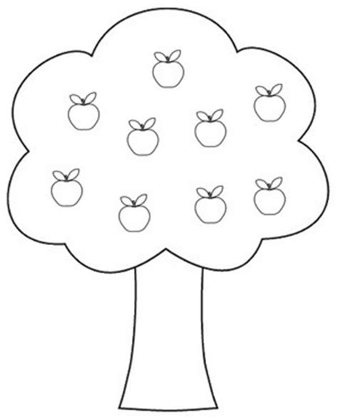 tree template for preschool the world s catalog of ideas