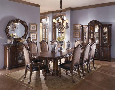 michael amini monte carlo dining room set luxury dining set