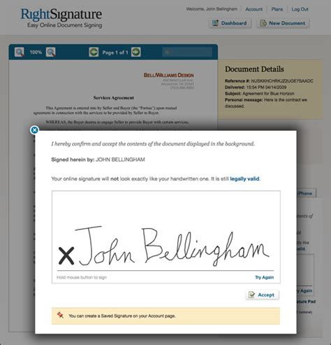 cool tool review rightsignature successful blog