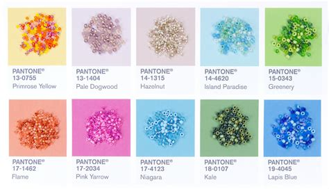 2017 colors of the year spring 2017 pantone fashion color report artbeads blog